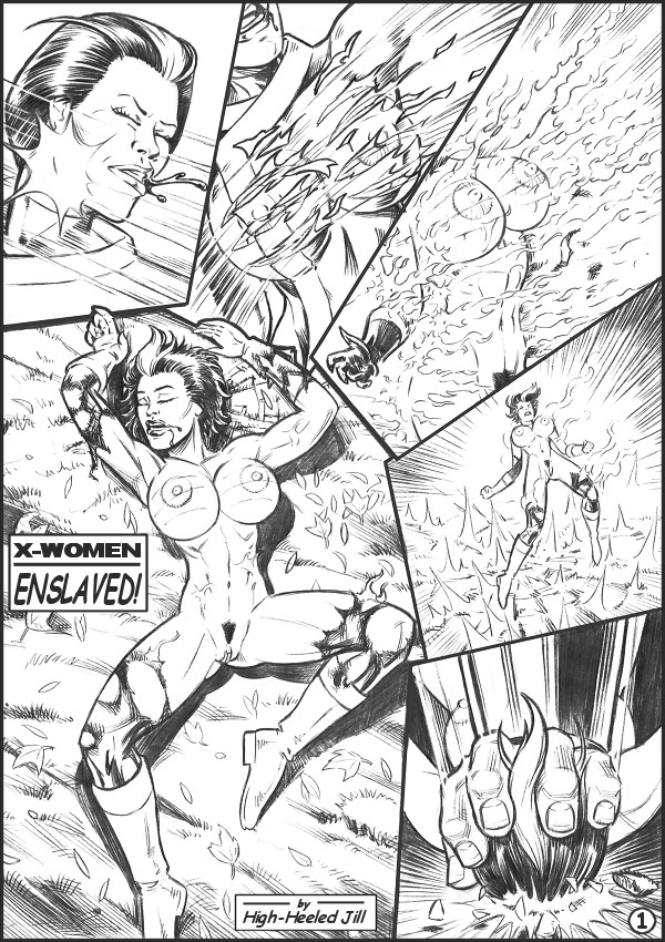 x-men Do you love your mom and her two-hit multi-target attacks