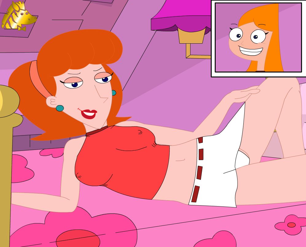 ferb and naked from candace phineas Seven deadly sins elizabeth nude