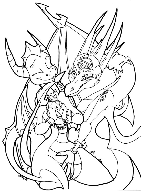 cynder and spyro herpy mating Conker's bad fur day berri porn