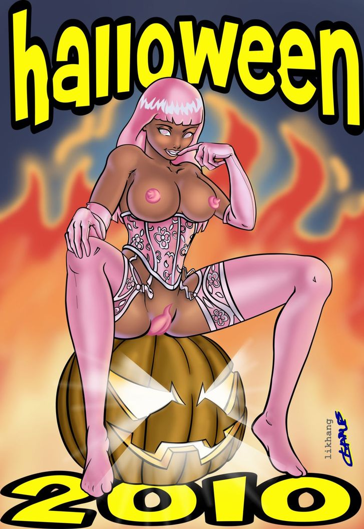 nudity black witch of the tarot rose One piece pink hair marine