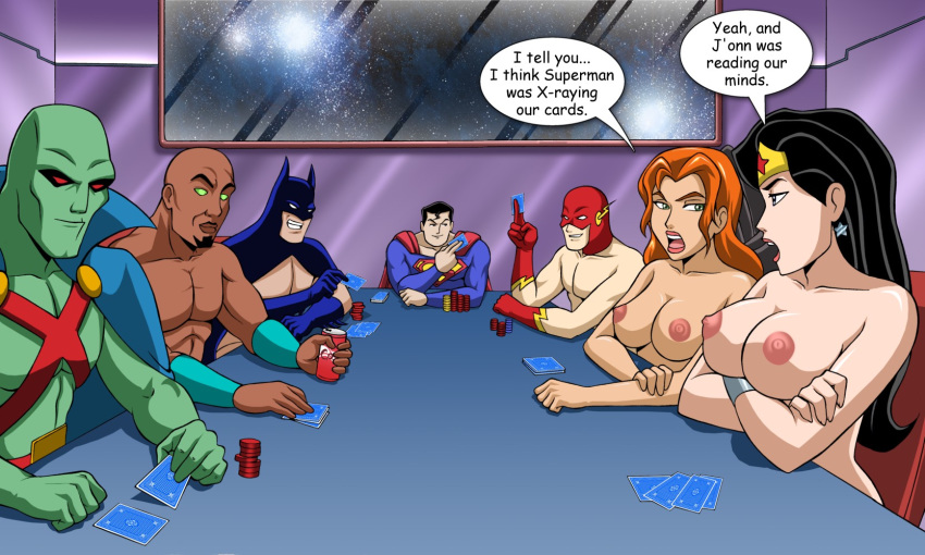 batman superman and gay sex Why do you want to reset the universe pucci