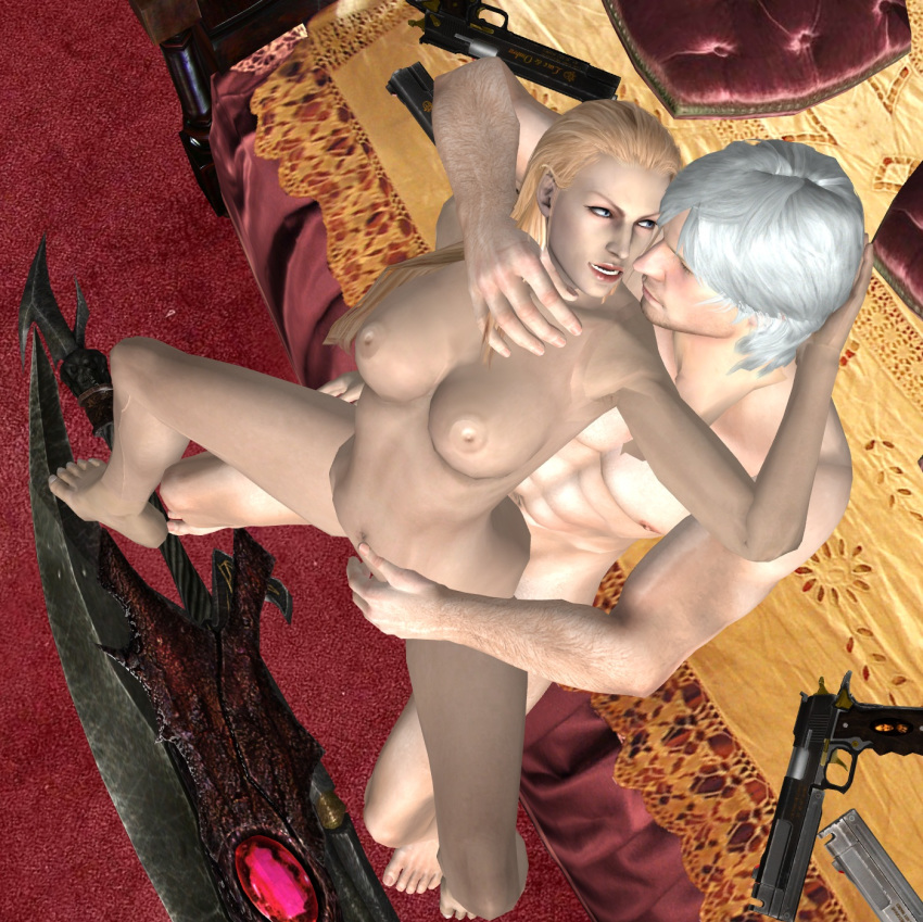 devil from cry may trish Bloody roar jenny the bat