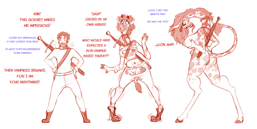 male tf and female pregnant to tf Conkers bad fur day berri